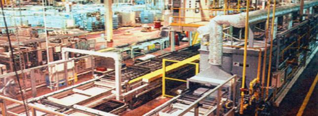 Relau Pematerian Aluminium Atmosfera Terkawal (CAAB®) - Pateri Relau